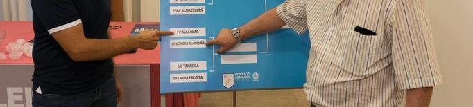 La Copa Lleida començarà l'11 d'agost amb 8 equips