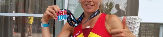 Mireia Sosa, al Mundial de Romania de 50 quilòmetres