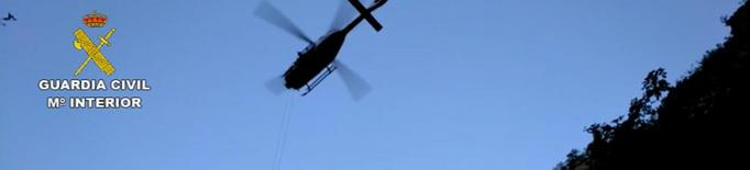 Rescaten un muntanyenc després de quatre dies perdut a Benasc