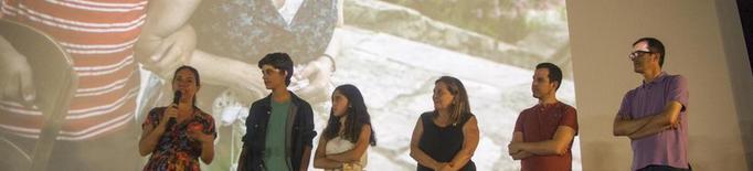 Arriba a Tàrrega 'La vida sense la Sara Amat', rodada al Talladell
