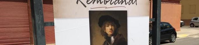 Almacelles difon Rembrandt en el 350 aniversari de la seua mort