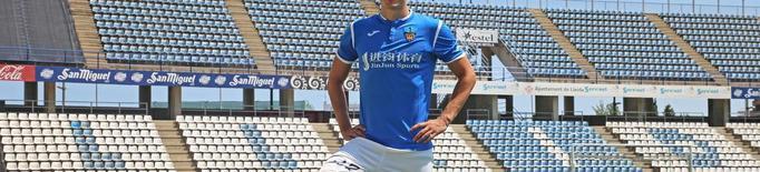 Raúl González, el cinquè reforç del Lleida