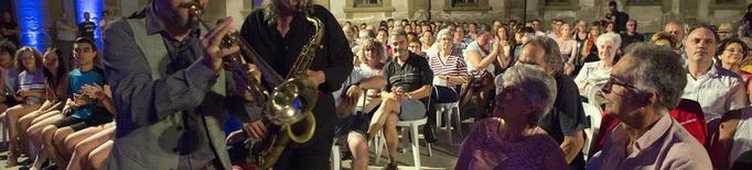 La música swing dels anys 20 entra al Festival de Cervera
