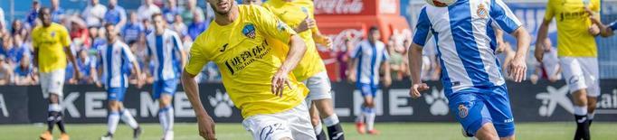 El Lleida fitxa en propietat Cano al cap d'un any de cessió