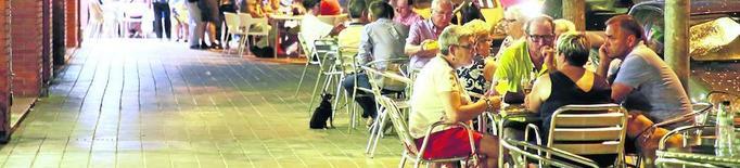 Més despesa dels lleidatans per menjar fora de casa