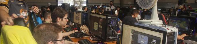 La Targalan ofereix retransmissions de tornejos en directe