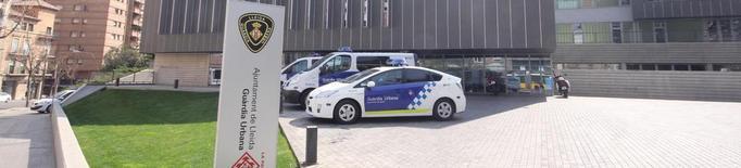 Detingut  a Lleida per pegar a un urbà en un bar de la plaça del Clot