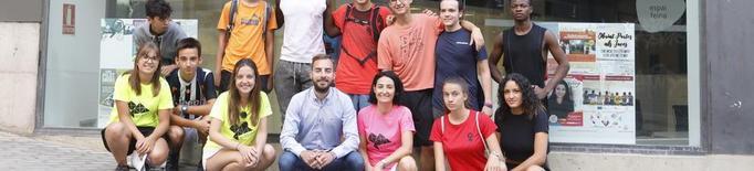 Escalada, boxa o busseig en la Setmana Esportiva de Lleida