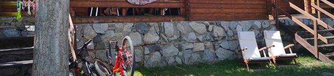 Cases rurals del Pirineu i bungalous, al complet