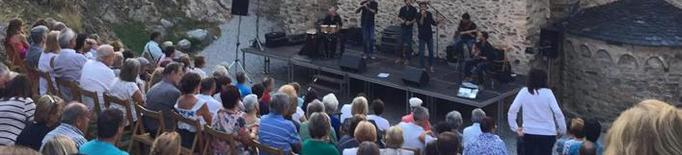 Concert a l'església de Sant Joan de Boí