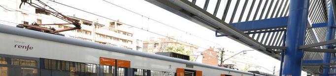 Quinze trens afectats en la vaga a Renfe d'aquest dimecres