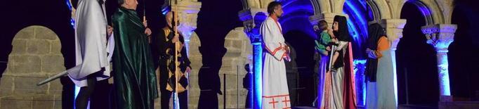 El Retaule de Sant Ermengol 2019 abaixa el teló amb uns 800 espectadors