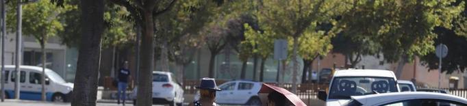 Més atesos per la calor a Lleida