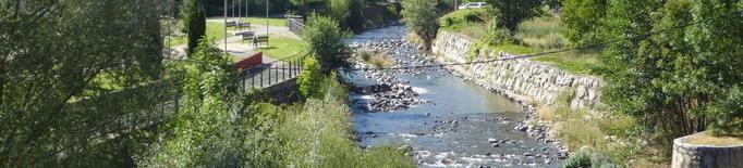 Esterri canviarà el reg de jardins per deixar d'utilitzar l'aigua potable