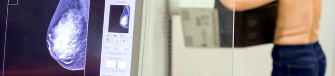 Detectats de manera precoç 51 càncers de mama a Lleida