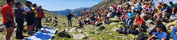 Calvet demanarà a Europa que s'impliqui en l'impuls del Parc de les Tres Nacions