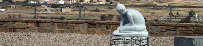 Els Plans de Sió millora el mirador de Sant Esteve