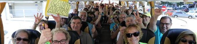 Els cantaires de Ponent, a Puig de les Basses per recolzar Dolors Bassa