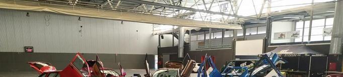 Uns 300 cotxes túning s'exhibeixen a Balaguer