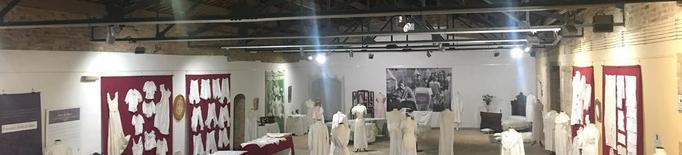 Una exposició mostra la moda femenina del segle XIX