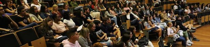 Uns 2.200 universitaris estrenen el curs a la UdL