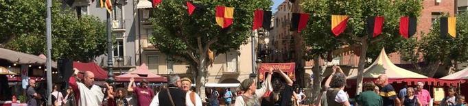 Balaguer tanca una Harpia de rècord i Pere III serà l'eix de la festa medieval