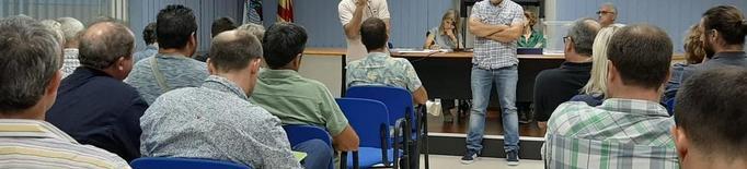 L'alcalde de Granyena, president de la Mancomunitat d'Aigües de les Garrigues