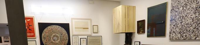 El Museu Morera, amb l'art català d'avantguarda