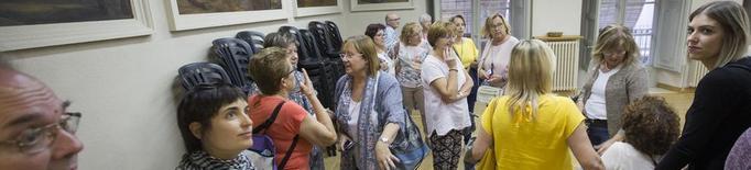 Cervera acomiada l'alberg de la Sagrada Família