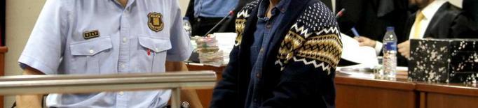 Els Mossos van trobar un fragment de l'arma homicida a Acadèmia