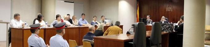 Els forenses diuen que les quatre punyalades de la víctima d'Acadèmia eren mortals