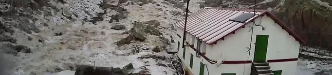 Tornen les nevades a les cotes altes del Pirineu