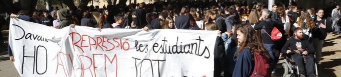 """#SentènciaProcés: La UdL serà """"flexible"""" si per les protestes algun alumne vol canvis"""