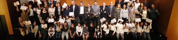 Premis a set centres per projectes de negoci