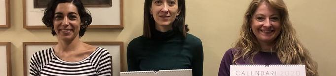 Homenatge pòstum a l'artista lleidatana Rosa Siré en un calendari per al 2020