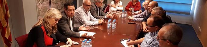 La Generalitat vetllarà pels treballadors de Sada