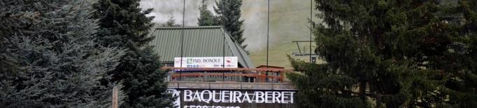 Projecten quatre ponts per unir el nucli de Baqueira i les pistes