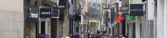 Dia festiu de botigues i grans superfícies obertes a la capital