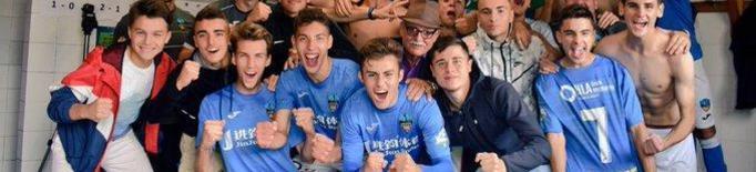 El Lleida Juvenil firma davant de l'Europa la segona victòria