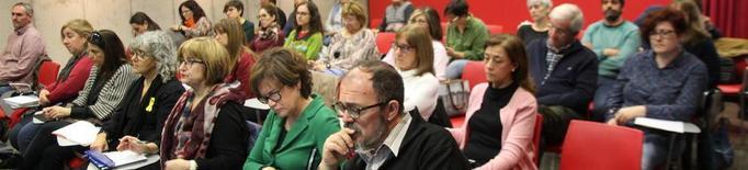Jornada a Lleida amb regidors i tècnics de Cultura