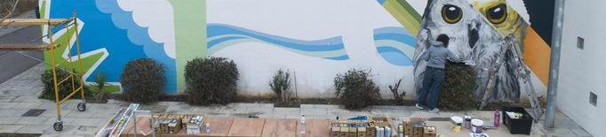 Torres de Segre decorarà els transformadors elèctrics