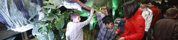 Els dinosaures prenen Lleida