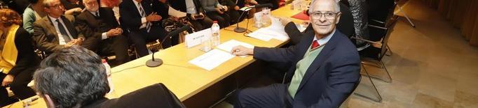 L'exrector Viñas lamenta el finançament insuficient de les universitats