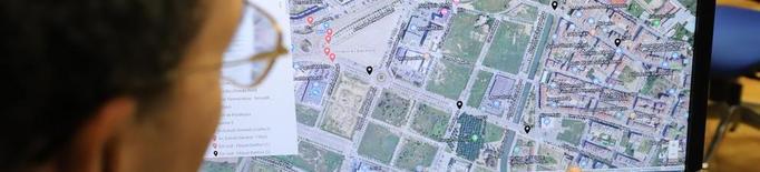 Diagnostiquen 'punts negres' per anar en bici per la ciutat