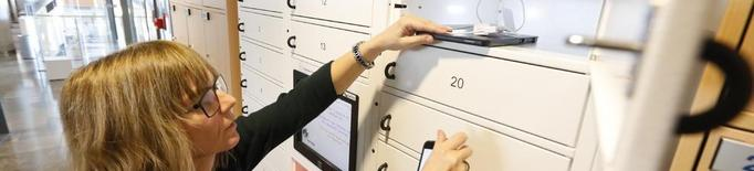 La UdL inicia a Cappont l'autopréstec de dispositius electrònics