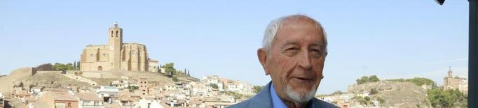 Medalla d'Or de la Generalitat per a l'escriptor Josep Vallverdú