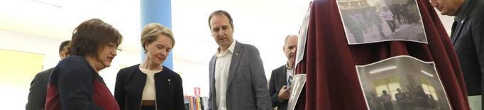 Vilallonga celebra 30 anys de la biblioteca de la Granja d'Escarp
