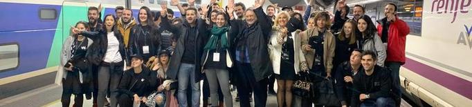 Busquen solucions digitals a l'AVE per millorar l'experiència de viatgers