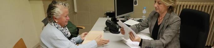 El síndic rep onze queixes a Lleida en un dia