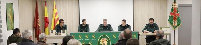 La Guàrdia Civil adjudica 96 armes en una subhasta a Lleida